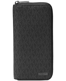 Men's Tech Zip Wallet