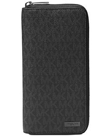 Michael Kors Men's Tech Zip Wallet