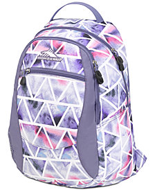 High Sierra Men's Curve Backpack