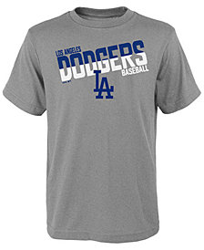 Outerstuff Los Angeles Dodgers All Meshed Up T-Shirt, Big Boys (8-20)
