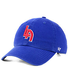 '47 Brand Los Angeles Clippers Mash Up CLEAN UP Cap