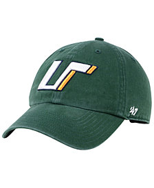 '47 Brand Utah Jazz Mash Up CLEAN UP Cap