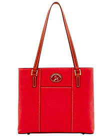Dooney & Bourke St. Louis Cardinals Pebble Lexington Shopper