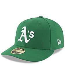 Oakland Athletics Low Profile AC Performance 59FIFTY Fitted Cap