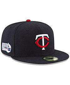 New Era Minnesota Twins Puerto Rico Series 59FIFTY Fitted Cap