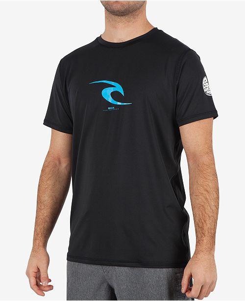 Rip Curl Men's Performance Logo Rashguard