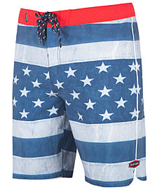 "Rip Curl Men's Admiral Stars and Stripes 20"" Board Shorts"