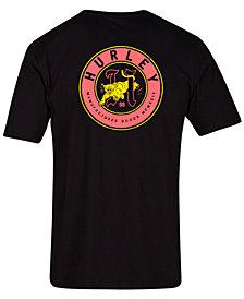 Hurley Men's Prowler Logo-Print T-Shirt
