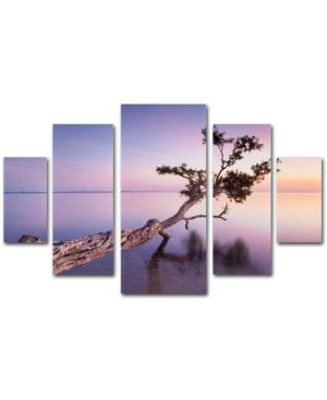 Moises Levy Water Tree Xv MultiPanel Wall Art Set