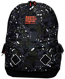 Superdry Men's Squad Montana Printed Backpack