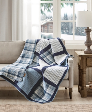 Woolrich Huntington 50 x 70 Oversized Quilted Throw