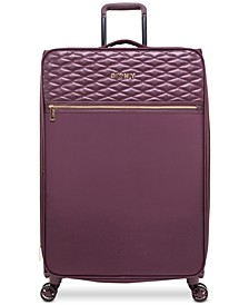 "Allure Quilted Softside 29"" Upright Spinner Suitcase"