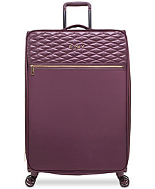 "DKNY Allure 29"" Quilted Softside Spinner Suitcase"
