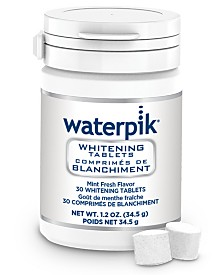 Waterpik® Whitening Water Flosser Refill Tablets