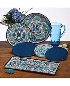 Talavera Melamine Dinnerware Collection