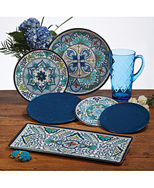 Certified International Talavera Melamine Dinnerware Collection
