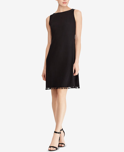 American Living Lace-Trim Dress