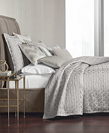 Hotel Collection Interlattice Queen Coverlet, Created for Macy's