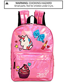 Nickelodeon Little & Big Girls Jo Jo Siwa Backpack