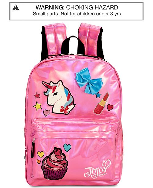 Nickelodeon Little & Big Girls Jo Jo Siwa Backpack