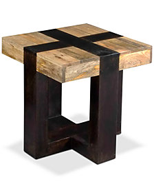 Tahoe End Table, Quick Ship