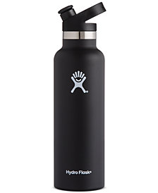 Hydro Flask 21-oz. Standard Mouth Water Bottle with Sport Cap from Eastern Mountain Sports