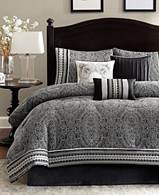 Madison Park Barton 7-Pc. Queen Comforter Set
