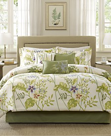Madison Park Kannapali 7-Pc. California King Comforter Set