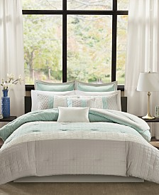 Madison Park Roslynn 8-Pc. California King Comforter Set