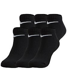 Nike Little Boys 6-Pk. No-Show Socks