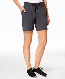 Ideology Woven Performance Shorts, Created for Macy's