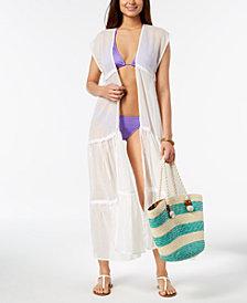 Betsey Johnson Prairie Girl Cover-Up & Kimono