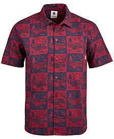 Element Men's Proper Living Graphic Pocket Shirt