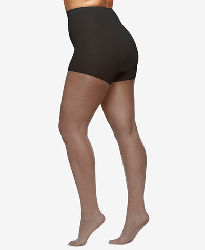 Berkshire Queen Shimmers Ultra Sheer Control Top Pantyhose 4412