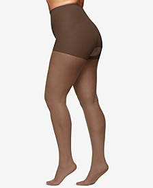 Women's  Queen Plus Size All Day Pantyhose Sheers 4416