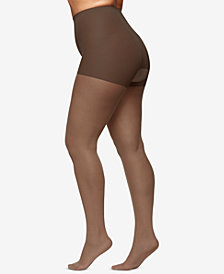 Berkshire Women's  Queen Plus Size All Day Sheers Hosiery 4416