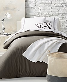 Modern Gray 10-Pc. Twin XL Duvet Boxed Room