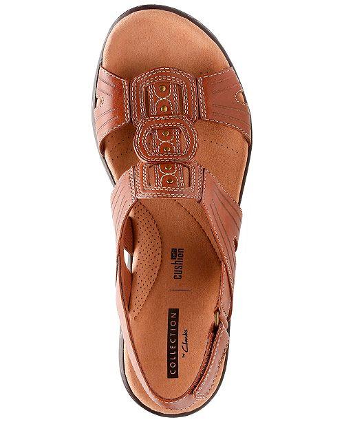 55ffce555d6a5d Clarks Collection Women s Leisa Vine Sandals   Reviews - Sandals ...