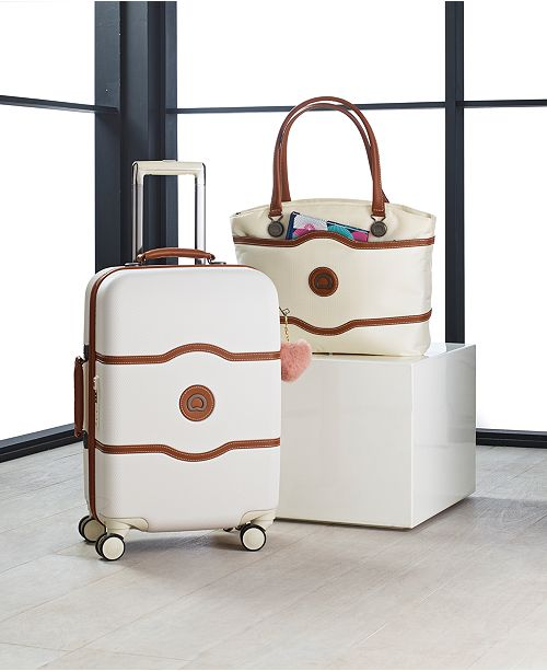 Delsey Chatelet Plus Hardside Spinner Luggage Collection