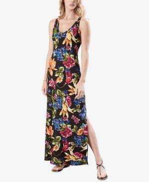 Karen Kane Alana Floral-Print Maxi Dress 6282910