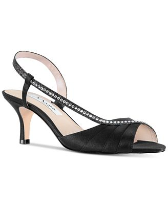 Nina Cabell Dress Sandals