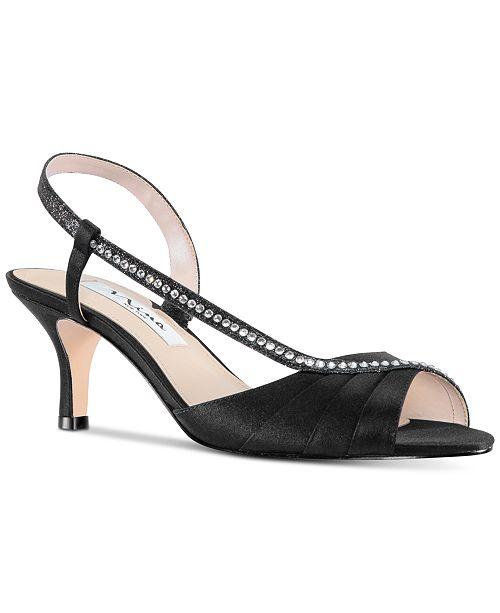 Nina Cabell Dress Sandals 7YMrf5