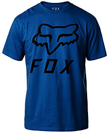 Fox Men's Logoes Logo-Print T-Shirt