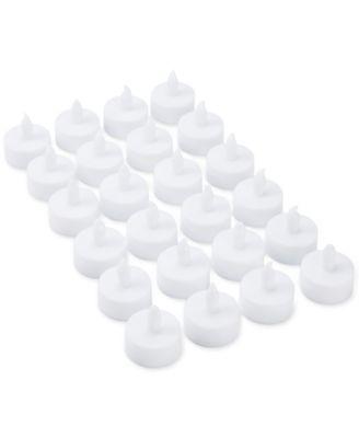 24-Pc. LED Tea Light Candle Set
