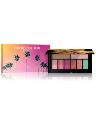 Cover Shot Eye Shadow Palette - Pinks & Palms
