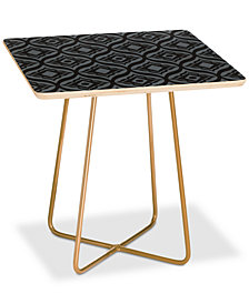 Deny Designs Heather Dutton Trevino Dusk Square Side Table