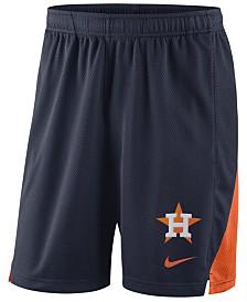Nike Men's Houston Astros Dry Franchise Shorts