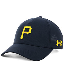 Under Armour Pittsburgh Pirates Driver Cap