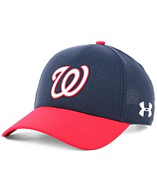 Under Armour Washington Nationals Driver Cap
