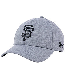Under Armour San Francisco Giants Twist Closer Cap